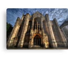 Leeds Cathedral Metal Print
