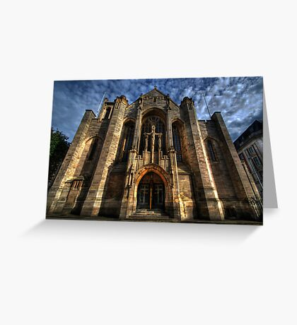 Leeds Cathedral Greeting Card