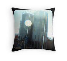 TTV-industrial part 2 Throw Pillow