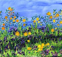 Daisy Days by Regina Valluzzi