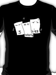 Three White Lies - the band T-Shirt