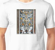 Frescoes decorating church in Palermo, ITALY Unisex T-Shirt