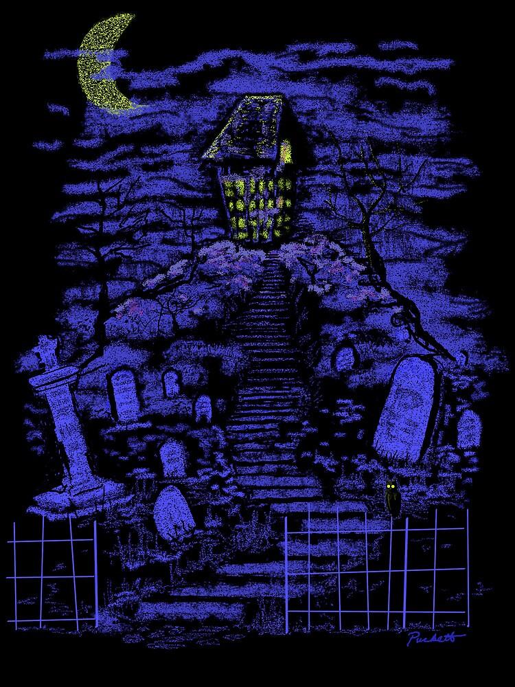 All Hallows Eve by weirdpuckett