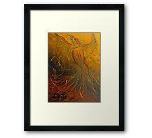 Pheonix Framed Print