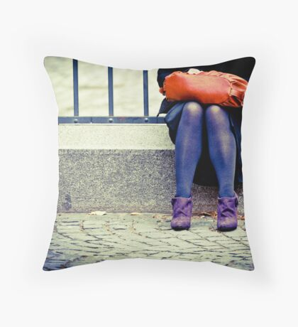 OnePhotoPerDay Series: 280 by L. Throw Pillow