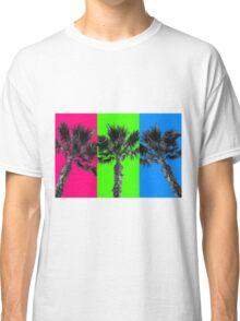 80s Palms  Classic T-Shirt