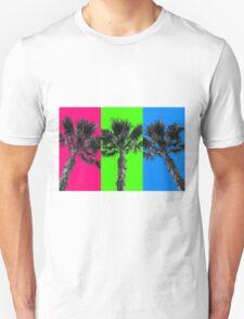 80s Palms  Unisex T-Shirt