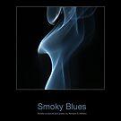 Smoky Blues by Richard G Witham