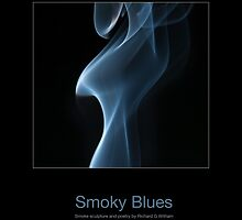 Smoky Blues by Richard G Witham