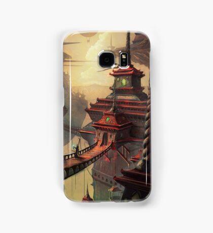 High Mountain Temples Samsung Galaxy Case/Skin