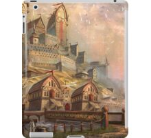 Castle on the Hill iPad Case/Skin