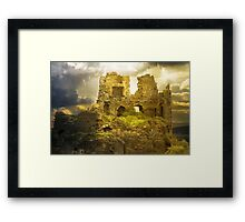 The End of A Gaelic Love Story Framed Print