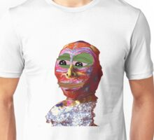 Annabel Meme Reader The Wytches Pepe w/o background Unisex T-Shirt