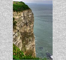 The cliffs at Bempton Zipped Hoodie
