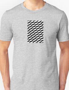 Black And White Trendy Fashion Accessory  Unisex T-Shirt