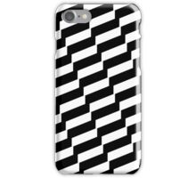 Black And White Trendy Fashion Accessory  iPhone Case/Skin