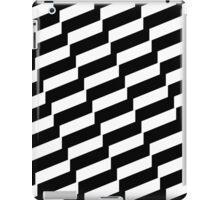 Black And White Trendy Fashion Accessory  iPad Case/Skin