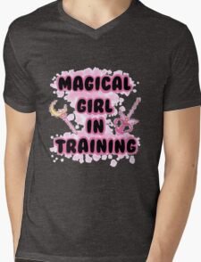 Magical Girl In Training Mens V-Neck T-Shirt