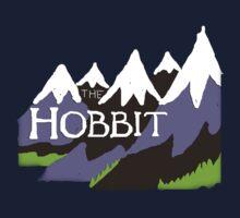 The Hobbit Art by CloBrim