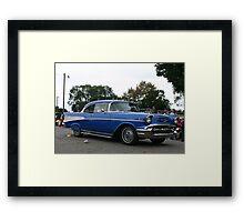 classic caddie Framed Print