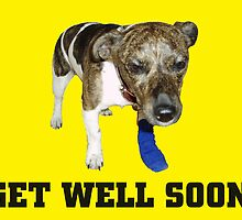 Get Well Soon Jack by John  Copley