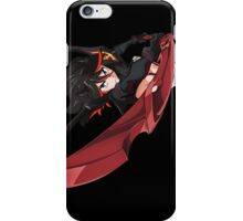 kill la kill ryuko matoi senketsu anime manga shirt iPhone Case/Skin