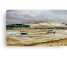 Dune de Pilat from Cap Ferret Canvas Print