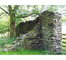 Cunsey Forge, Lake District, Cumbria, England. Photographic Print
