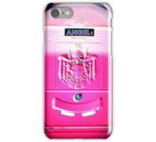 Angel1 Postbox iPhone Case/Skin