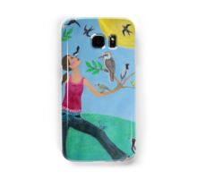 Perch Samsung Galaxy Case/Skin