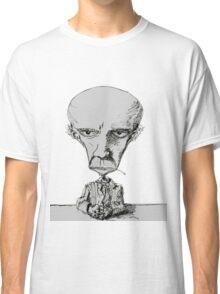 man at his desk Classic T-Shirt