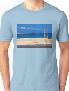 Two seasons in one photo Unisex T-Shirt
