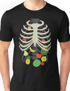 Eating healthy Unisex T-Shirt