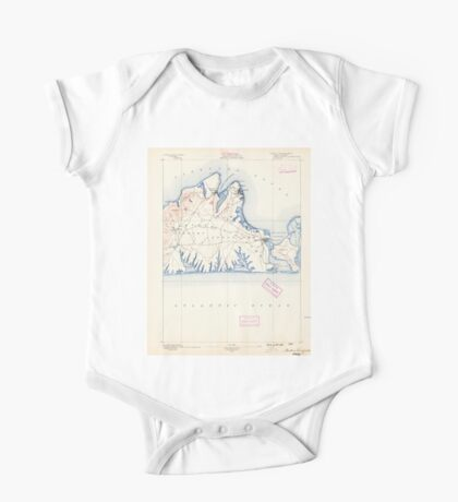 Massachusetts  USGS Historical Topo Map MA Marthas Vineyard 352837 1889 62500 One Piece - Short Sleeve