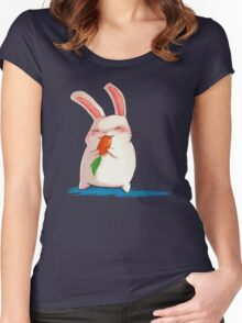 sweet carrot Women's Fitted Scoop T-Shirt