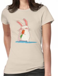 sweet carrot Womens Fitted T-Shirt