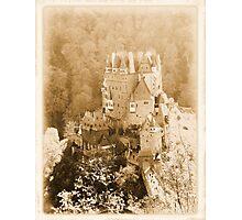 Burg Eltz Castle Photographic Print