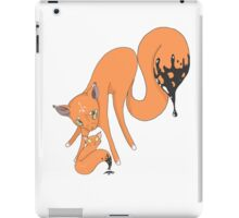 Ink Foxes iPad Case/Skin
