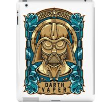 Darth Vaper iPad Case/Skin