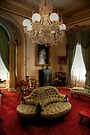 The Drawing Room, Werribe Mansion by Christine Smith