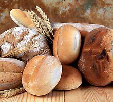 Bread 1 by Rodrigo Sá da Bandeira