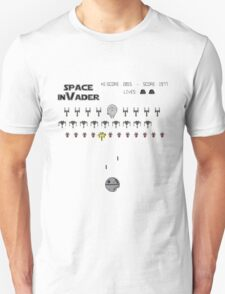 Space inVader Unisex T-Shirt