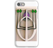 Cabinet Detail, Glasgow - Charles Rennie Mackintosh iPhone Case/Skin