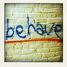 behave by Jolie
