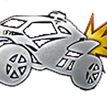 Rocket Car by TidusAsbel