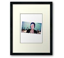 Chloe Price Cutout Framed Print