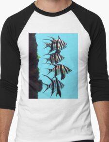 Old Wives fish Men's Baseball ¾ T-Shirt
