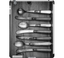 Old Cutlery iPad Case/Skin