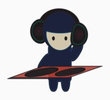 DJ Ninja by FreedomMuse
