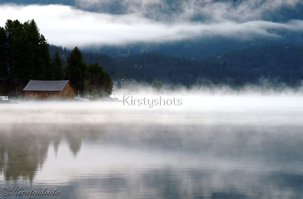 Misty Morning by Kirstyshots